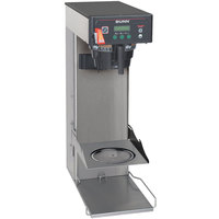 Bunn Infusion ITCB-DV Coffee and Tea Brewer with 25 3/4 inch Trunk and Flip Tray - Dual Voltage (Bunn 35700.0020)