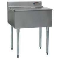 Eagle Group B30IC-18 Insulated Underbar Ice Chest - 30 inch x 20 inch