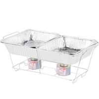Full Size Disposable Wire Chafer Stand Kit