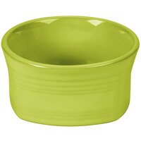 Homer Laughlin 922332 Fiesta Lemongrass 20 oz. Square Bowl - 12/Case