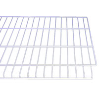 True 883540 White Coated Wire Shelf - 66 7/8 inch x 22 5/32 inch