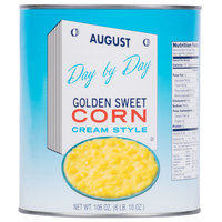 Cream Style Golden Sweet Corn #10 Can