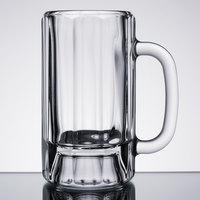 Libbey 5018 14 oz. Paneled Mug - 12/Case