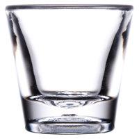 GET SW-1425 (SW1425) 1 oz. SAN Plastic Shot Glass - 24/Case