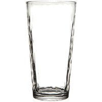 Libbey 15648 Casual Coolers 20 oz. Hammered Beverage Glass - 12/Case
