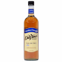 DaVinci Gourmet 750 mL Cookie Dough Sugar Free Coffee Flavoring Syrup