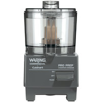 Waring WCG75 Pro Prep Commercial Chopper Grinder with 0.75 Qt. Bowl - 3/4 hp