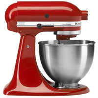 KitchenAid KSM95ER Empire Red Ultra Power Series 4.5 Qt. Countertop Mixer
