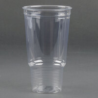 Dart Solo UltraClear 32AC 32 oz. Clear PET Plastic Cold Cup - 500 / Case
