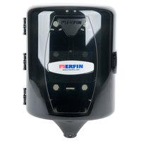 Merfin 51002 Center Pull Towel Dispenser Black Pearl