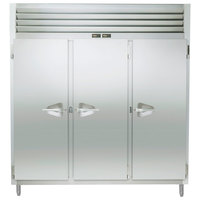 Traulsen ADT332WUT-FHS 69.3 Cu. Ft. Three Section Reach In Refrigerator / Freezer - Specification Line