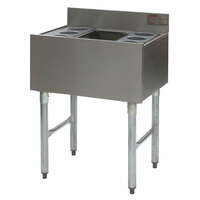 Eagle Group B2CT-18 Underbar Ice Bin - 24 inch x 20 inch
