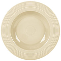 Homer Laughlin 462330 Fiesta Ivory 21 oz. Pasta Bowl - 12 / Case