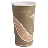 Eco Products EP-BRHC20-EW Evolution World PCF 20 oz. Hot Cups - 50 / Pack