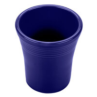 Tuxton Concentrix BCM-1405 Cobalt 14 oz. China French Fry Caddy / Cup 12 / Case