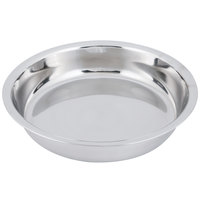 Choice Replacement 4 Qt. Food Pan for Choice Deluxe 4 Qt. Round Chafer