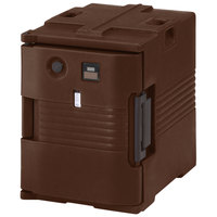 Cambro UPCH4002131 Dark Brown Ultra Pan Carrier - 220V (International Use Only)