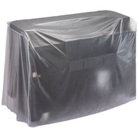 Cambro VBRCVR6 6' Versa Food Bar Cover