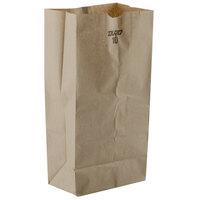 10 lb. Brown Paper Bag 500/Bundle