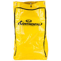 Continental 188YW Replacement Bag for Janitor Cart