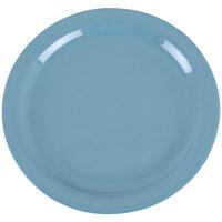 Carlisle 4385263 Turquoise Dayton 9 inch Melamine Dinner Plate - 48 / Case