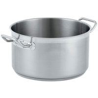 Vollrath / Lincoln 3905 Optio 22 qt. Sauce Pot with Cover