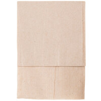 Kraft Natural Low-Fold Dispenser Napkin - 8000 / Case