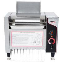 APW Wyott M-2000 Vertical Conveyor Bun Grill Toaster - 240V
