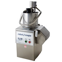 Robot Coupe CL52 Continuous Feed Food Processor - 2 hp