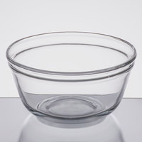 Anchor Hocking 81575L11 80 oz. Glass Mixing Bowl