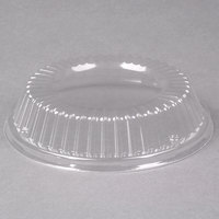Dart Solo CL12BW Clear Dome Lid for Plastic Bowls and Plates - 1000/Case
