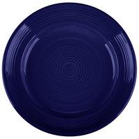 Tuxton CCA-074 Concentrix 7 1/2 inch Cobalt China Plate - 24/Case