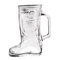 Anchor Hocking 162U 12.5 oz. Boot Beer Mug - 24 / Case