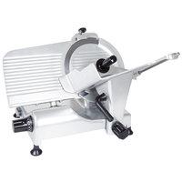 Globe G10 10 inch Manual Gravity Feed Slicer - 1/3 hp