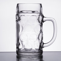 Anchor Hocking Stolzle 04533/708067 Oktoberfest Beer Mug 17.5 oz. - 6/Case