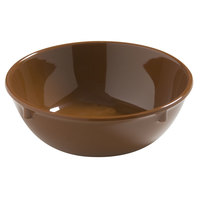 Carlisle 4386243 Toffee Dayton 10 oz. Nappie Bowl - 48 / Case
