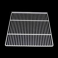 True 927274 Center Wire Shelf with Shelf Clips - 17 5/8 inch x 17 1/2 inch