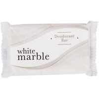 Dial White Marble Basics Deodorant Soap 1.5 oz.   - 500/Case