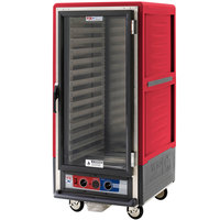 Metro C537-MFC-L C5 3 Series Moisture Heated Holding and Proofing Cabinet - Clear Door