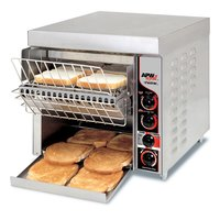 APW Wyott FT-1000H Conveyor Toaster with 3 inch Opening - 208V