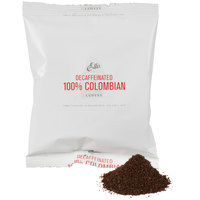 Ellis Colombian Decaf Coffee- (42) 2 oz. Packets / Case - 42/Case
