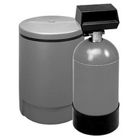 3M Cuno HWS100 Warewashing Water Softening System - 8.5 GPM and 32,000 Grain Capacity