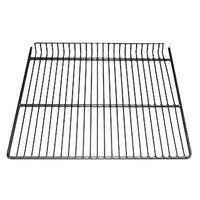 True 941866 Gray Coated Wire Shelf - 16 inch x 16 inch