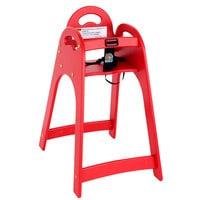 Koala Kare KB105-03 Designer High Chair - Red