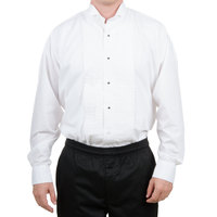 Tuxedo Shirt - Men's White Small