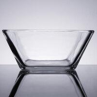 Libbey 1796053 Tempo 9 inch Square Bowl - 4/Case