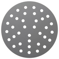 American Metalcraft 18919PHC 19 inch Perforated Pizza Disk - Hard Coat Anodized Aluminum