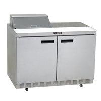 Delfield 4448N-8 48 inch Sandwich / Salad Prep Refrigerator