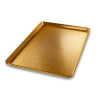 Chicago Metallic 40910 Gold Full Size Bakery Display Tray - 18 inch x 26 inch
