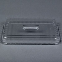 Cambro DCC10135 Clear Deli Crock Lid for 4.9 Qt. Deli Crocks 6/Case